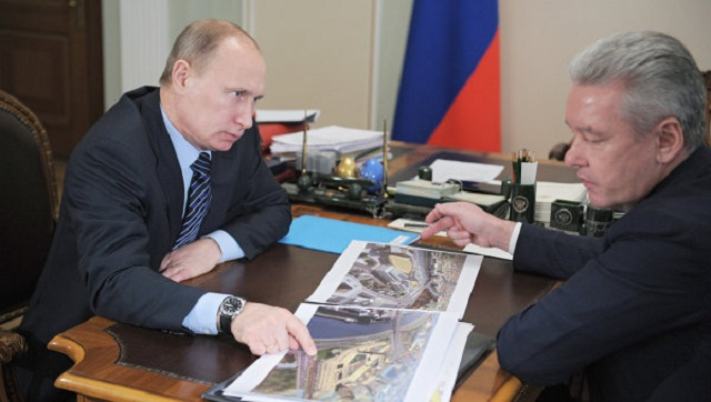 Путин приказал снести московские «хрущёвки» и построить на их месте новое жильё
