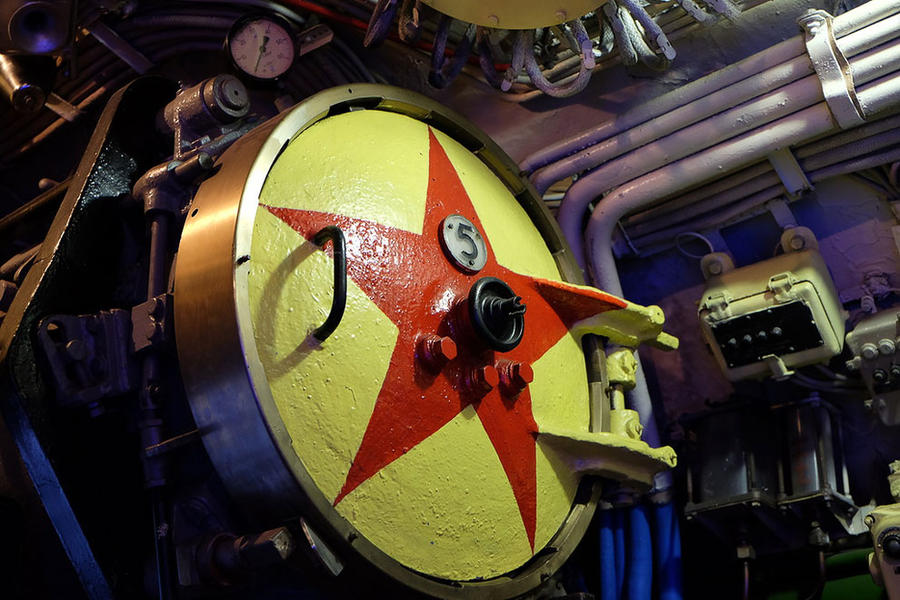 где учат на капитана подводной лодки