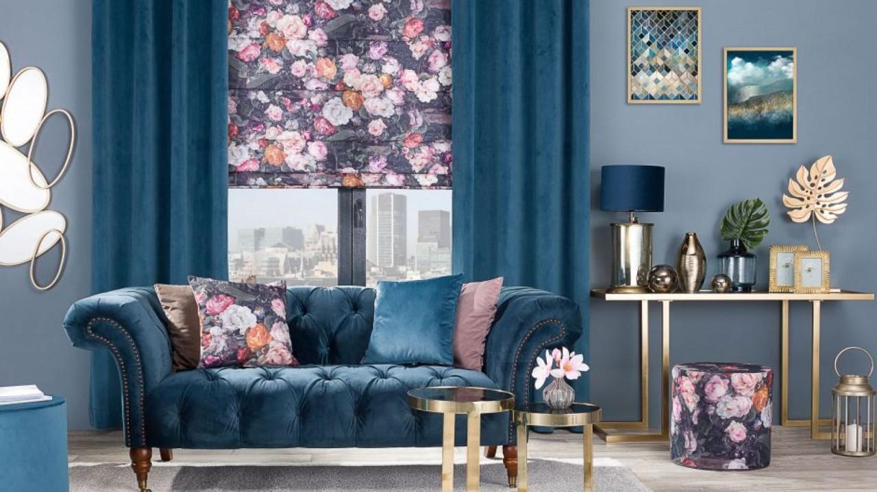 Тенденции для гостиной и спальни — модный и элегантный бархат