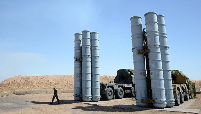 Иран провел первые стрельбы комплекса С-300