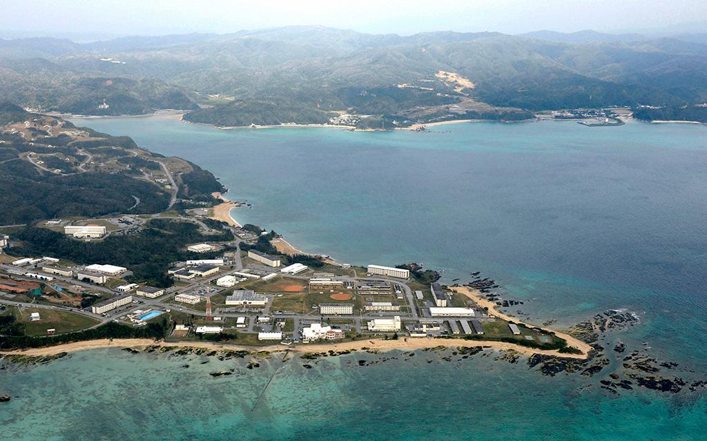 США объявили о крупнейшем с 1972 года возврате территорий Японии