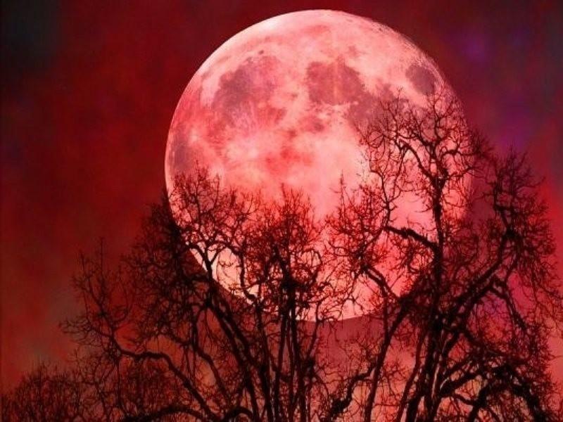 Лунное затмение 21 января 20…