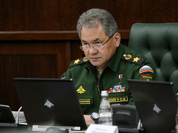 Шойгу дал понять Киеву, что Россия не позволит завоевать Донбасс