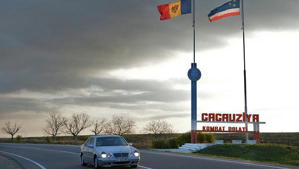 Молдавская автономия отказывается бороться с«российской пропагандой»