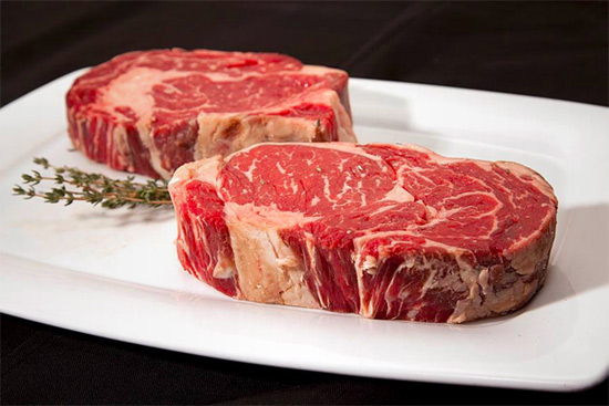 Герефорд в ресторане «Мясо»