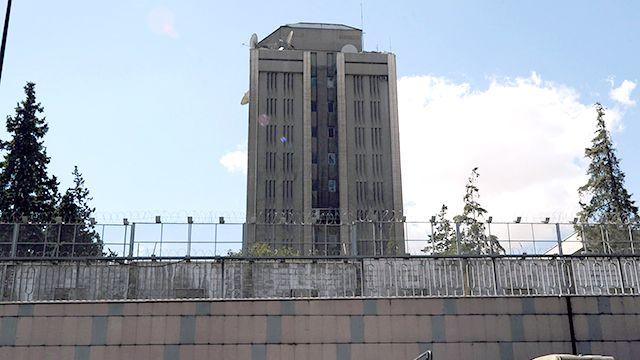 Террористы снова обстреляли российское посольство в Дамаске