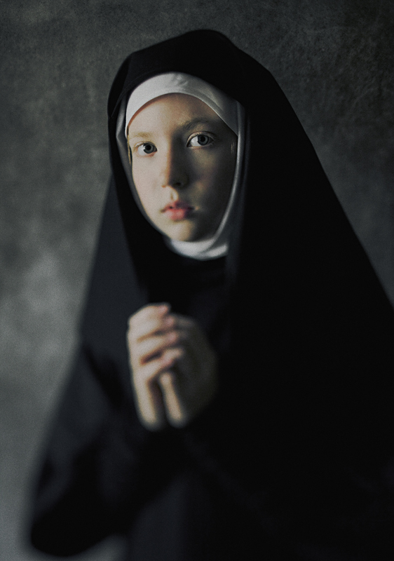 Материнская любовь. Шокирующий фотопроект Анны Радченко