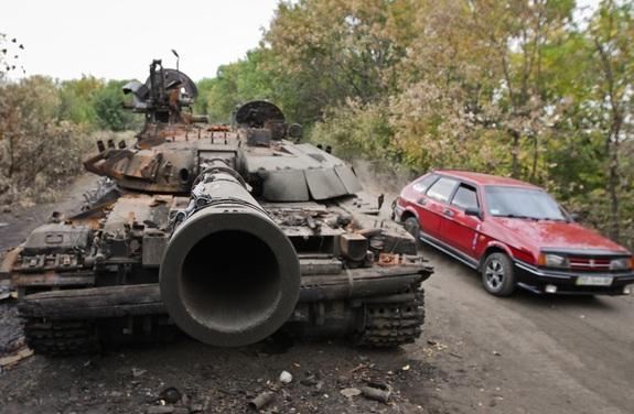 ВСУ начали готовиться к операции по окружению Донецка