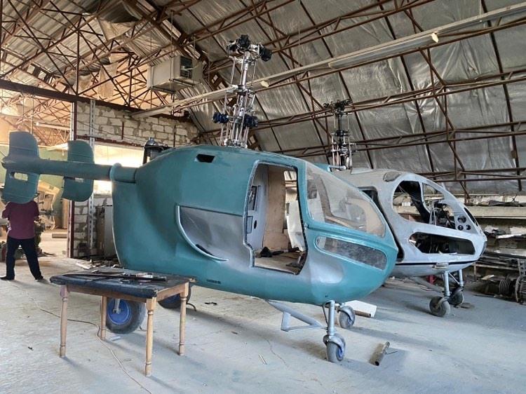 Накрылся подпольный вертолет…