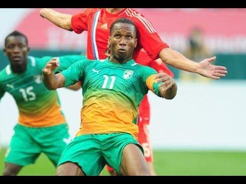 «Молодцы!»: африканцы впервые обыграли сборную России по футболу