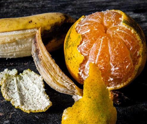 Фруктовая кожура — твой полезный помощник. Теперь ты не будешь выбрасывать апельсиновую кожуру