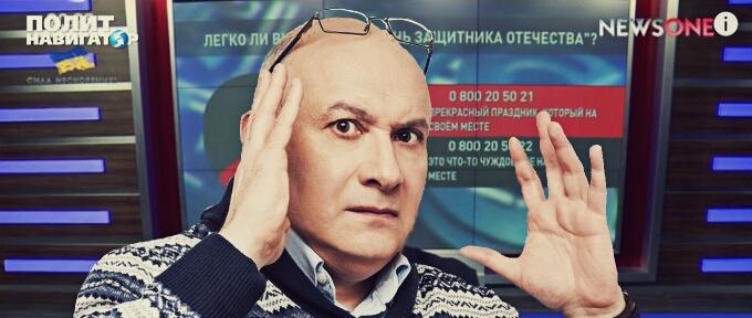 Ганапольский: Украинцы смирились с потерей Крыма и Донбасса