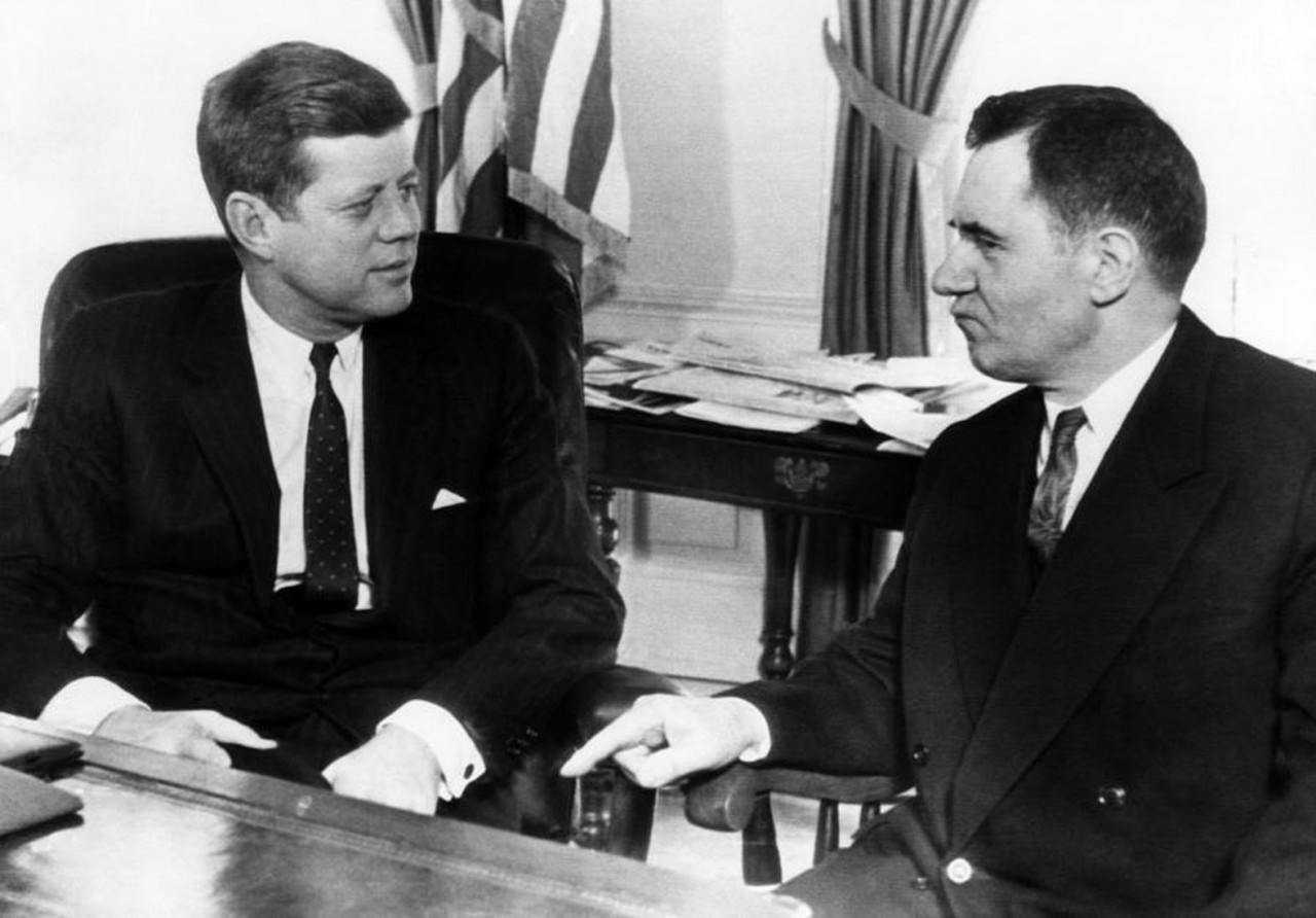 a research on the life of john f kennedy