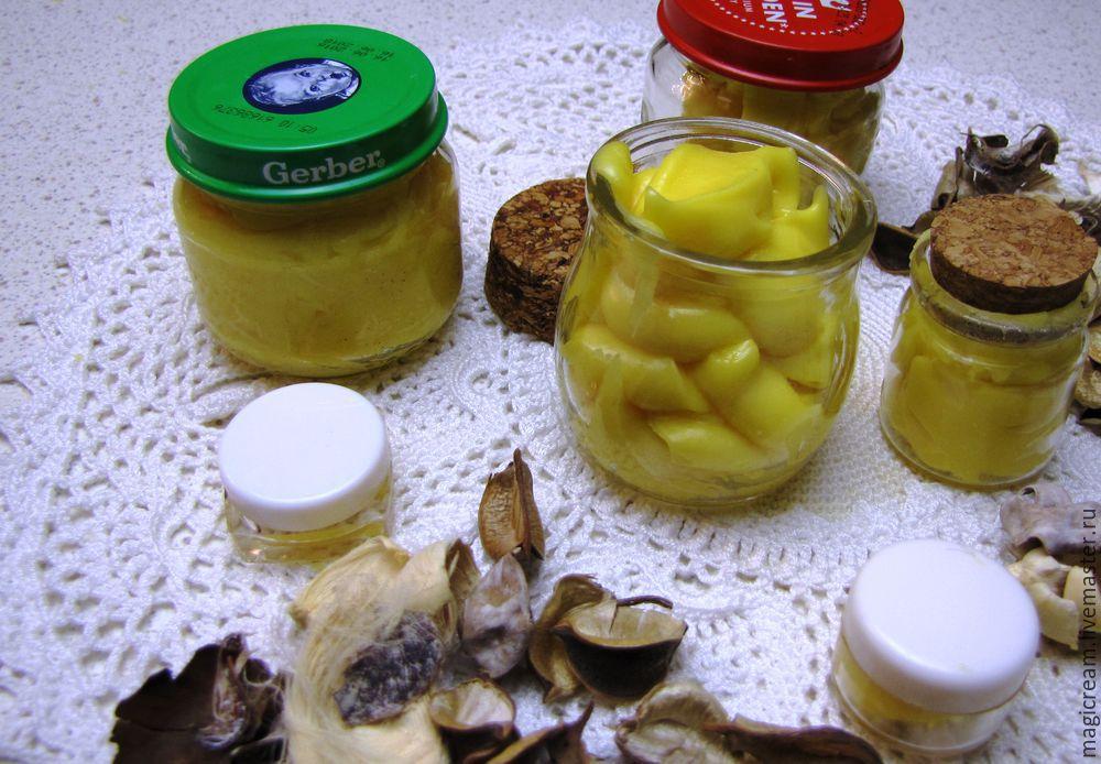 Делаем зимний медово-облепиховый крем