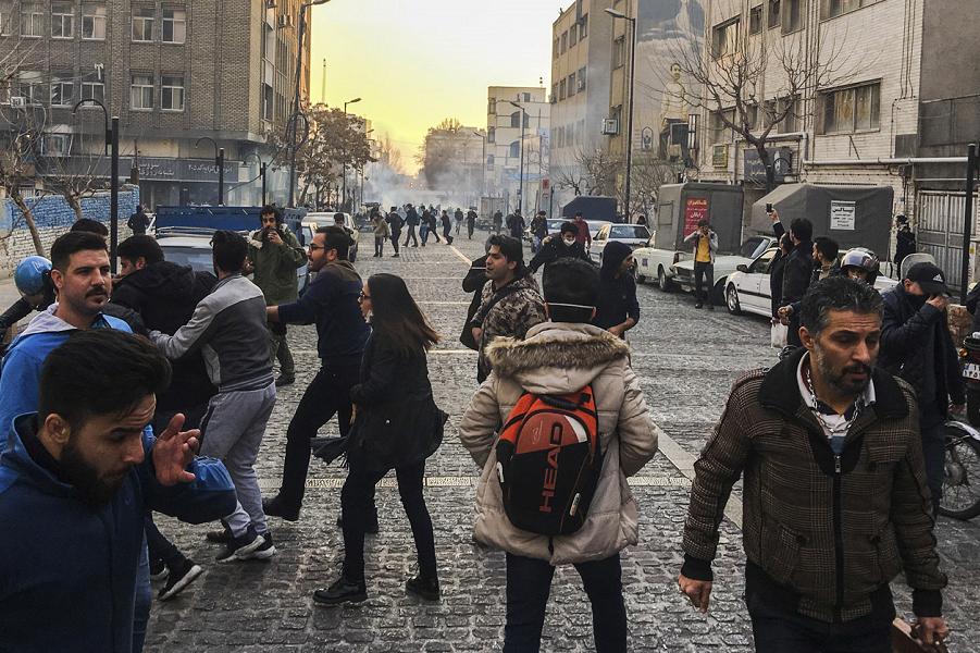Революции не будет. Совбез Ирана назвал виновных в беспорядках