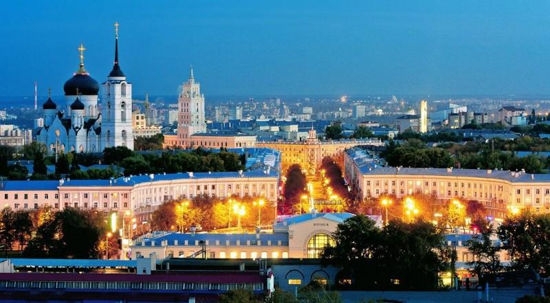 Воронеж недорогой отдых, поездки по России, путешествие, туризм