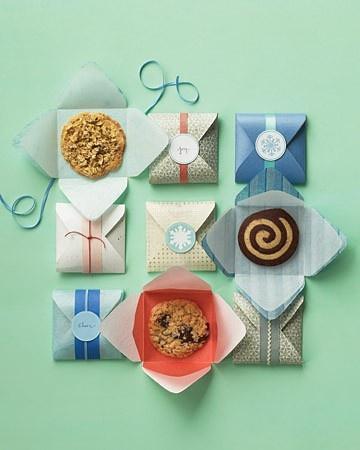 Печенье в подарок (подборка)