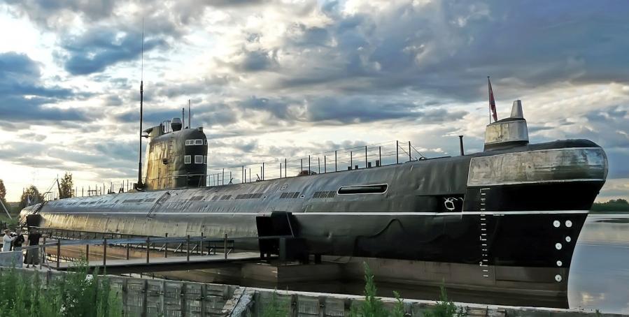 где находится музей подводной лодки в калининграде