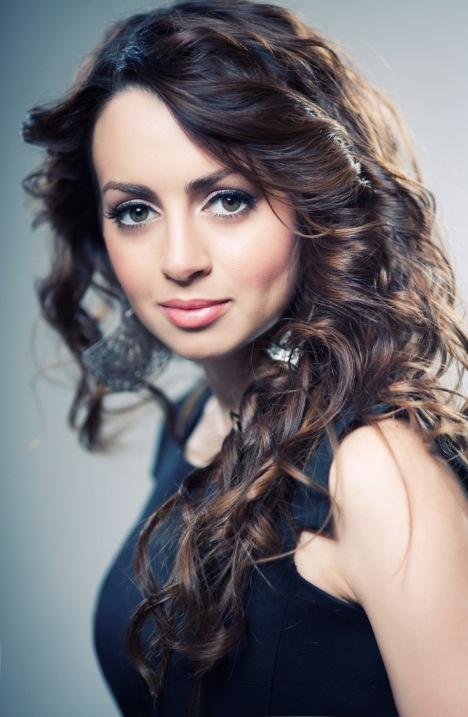 красивая армянка Анжелика Асланян (Каширина). Фото