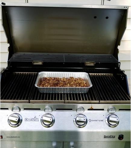 grill 18 Альтернативный гриль