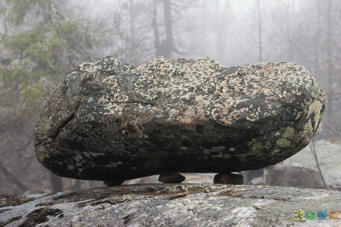 Смерть - гора и Карельский Стоунхендж