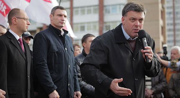 Тягнибок заявил, что Москва …