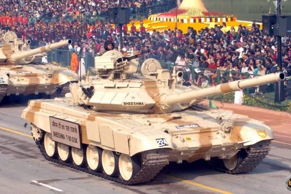 Россия и Индия ведут переговоры по передаче технологий модернизации Т-90С