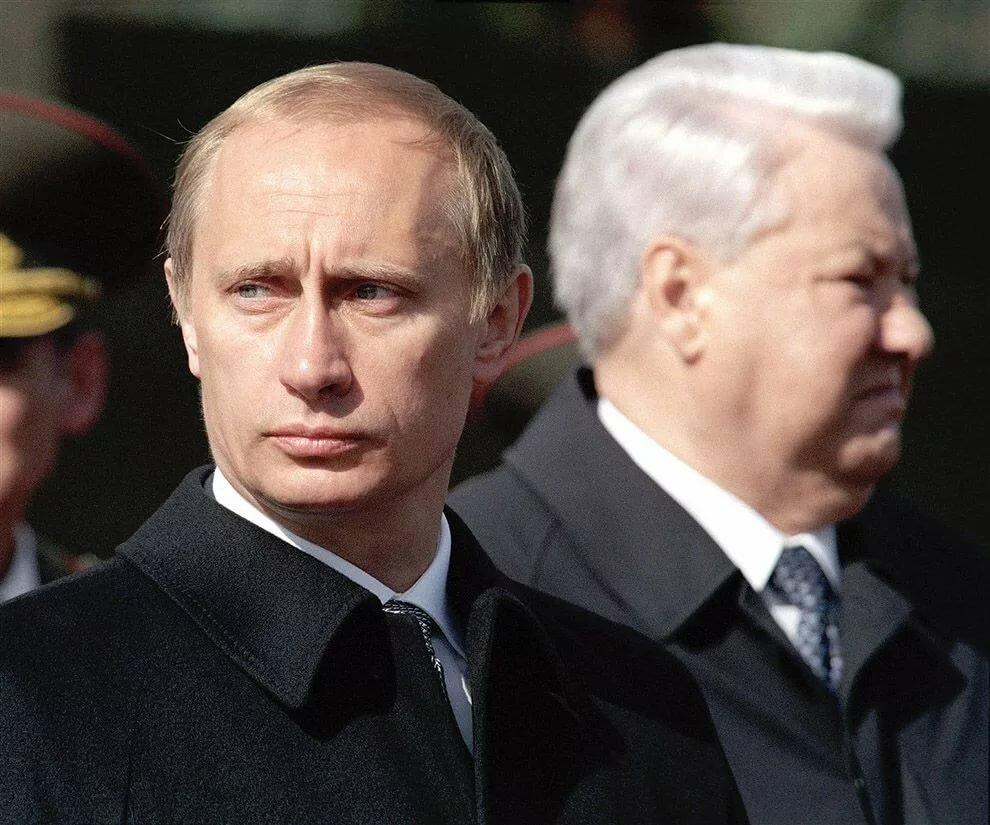 Путин поднял с колен Россию после Ельцина