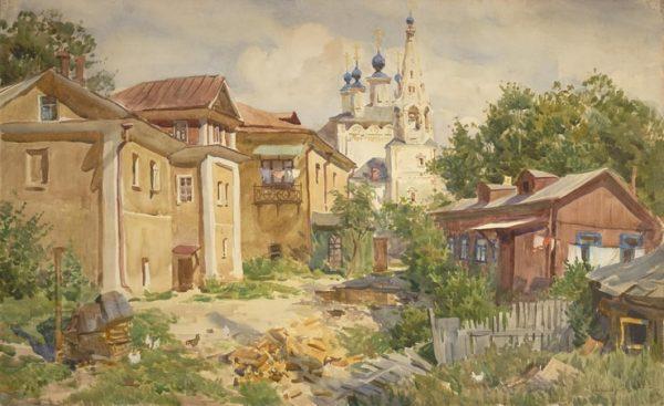 художник Сергея Анрияка картины 2 -13