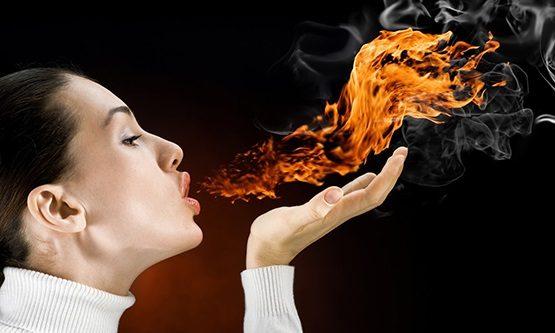 Лечение изжоги в домашних условиях
