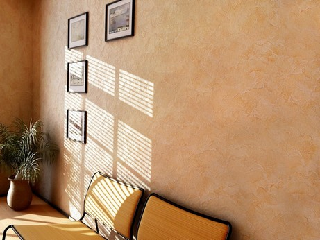 Рецепт декоративного воска для стен