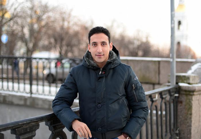 Ресторатор Руди Молино: Россия дала мне семью, работу и очень вкусный борщ