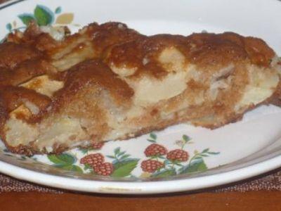 Рецепт шарлотки с яблоками say7 55