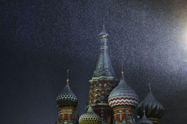 Ледяной дождь пройдет в Москве в среду, сообщили синоптики