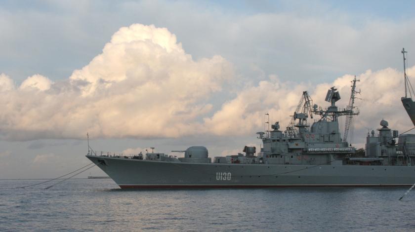 СБУ рассказала о роли своих агентов на кораблях ВМС Украины
