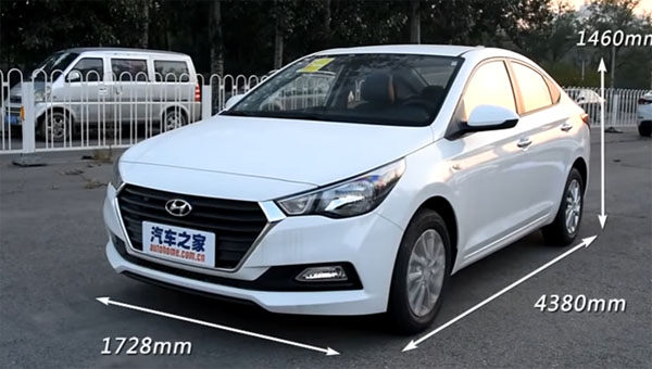 Hyundai Solaris нового поколения представят в Москве 6 февраля