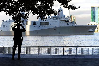 Трамп потребовал снизить стоимость новых кораблей для ВМС США