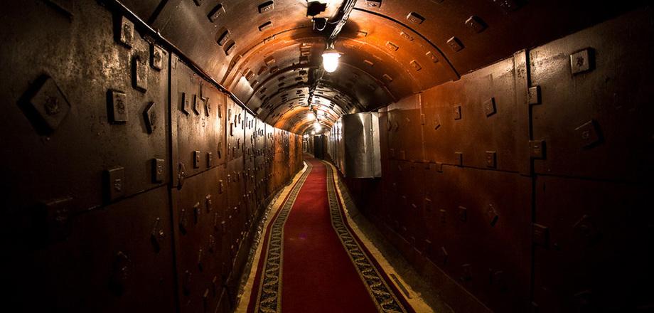 65 метров под Москвой — бункер Сталина