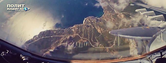 Крым снова превращен в непотопляемый авианосец