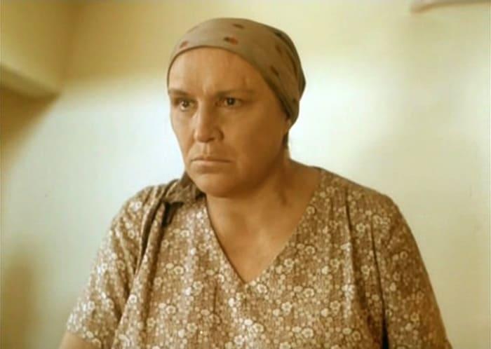 Нонна Мордюкова в фильме *Запретная зона*, 1988 | Фото: kino-teatr.ru