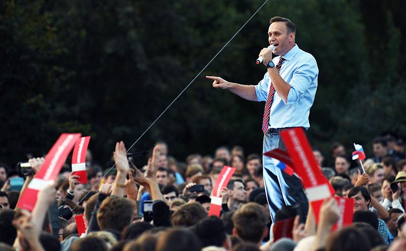 Навальный не будет как Путин и переживет нынешнюю власть