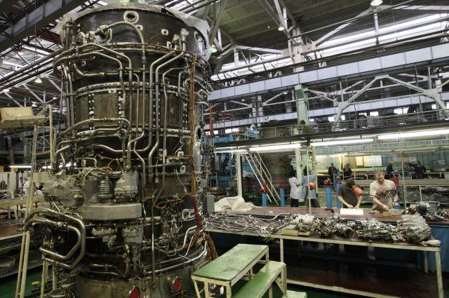 В 2019 году в РФ будет создан холдинг космического двигателестроения