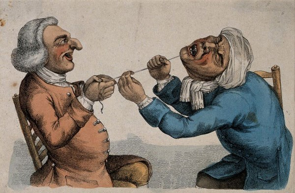 Как лечили зубы в древности
