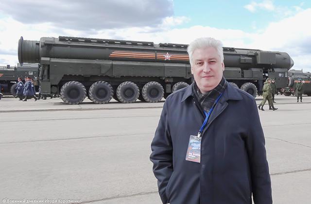 Коротченко не оставил ВСУ ни одного шанса в случае реального столкновения с армией РФ