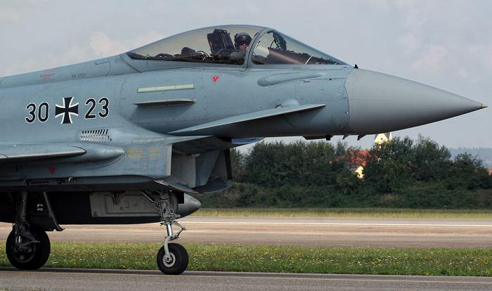 Немецкие военные лётчики увольняются из бундесвера из-за нежелания воевать с Россией