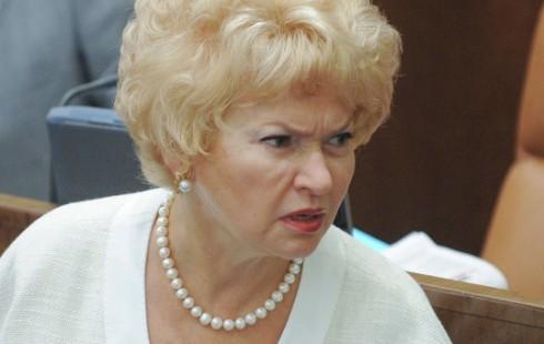 """Людмила Нарусова: """"Русских нужно истребить!"""""""