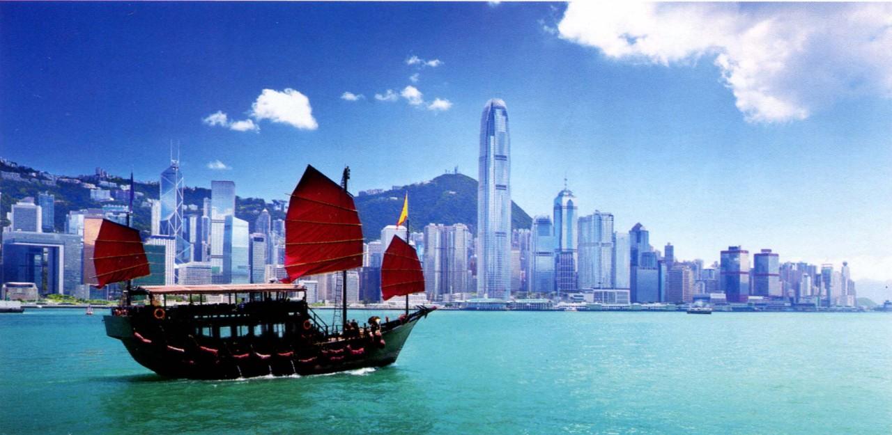 5 причин посетить Гонконг