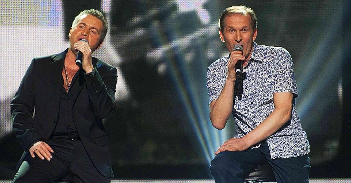 Федор Добронравов и Леонид Агутин дуэтом исполнили чудесную песню «Тайна склеенных страниц»