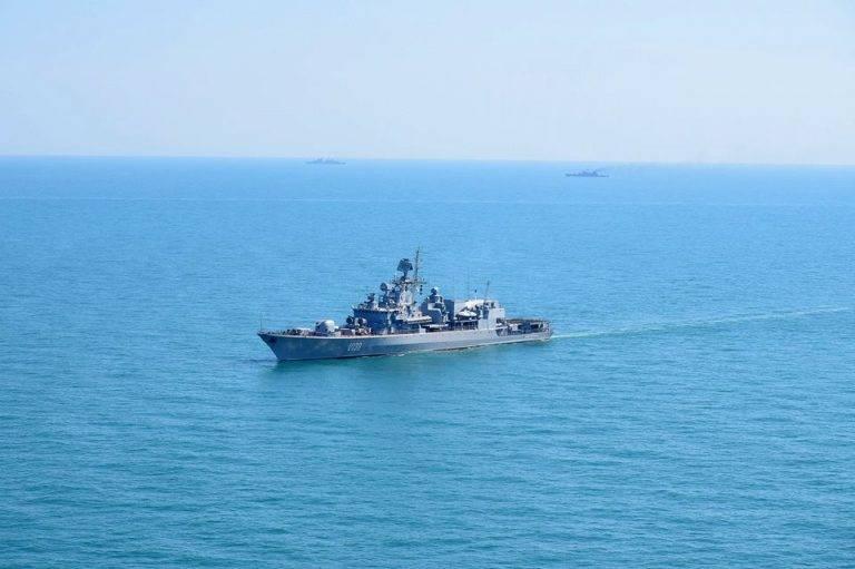 Новые украинские буи обнаружили подлодку неприятеля