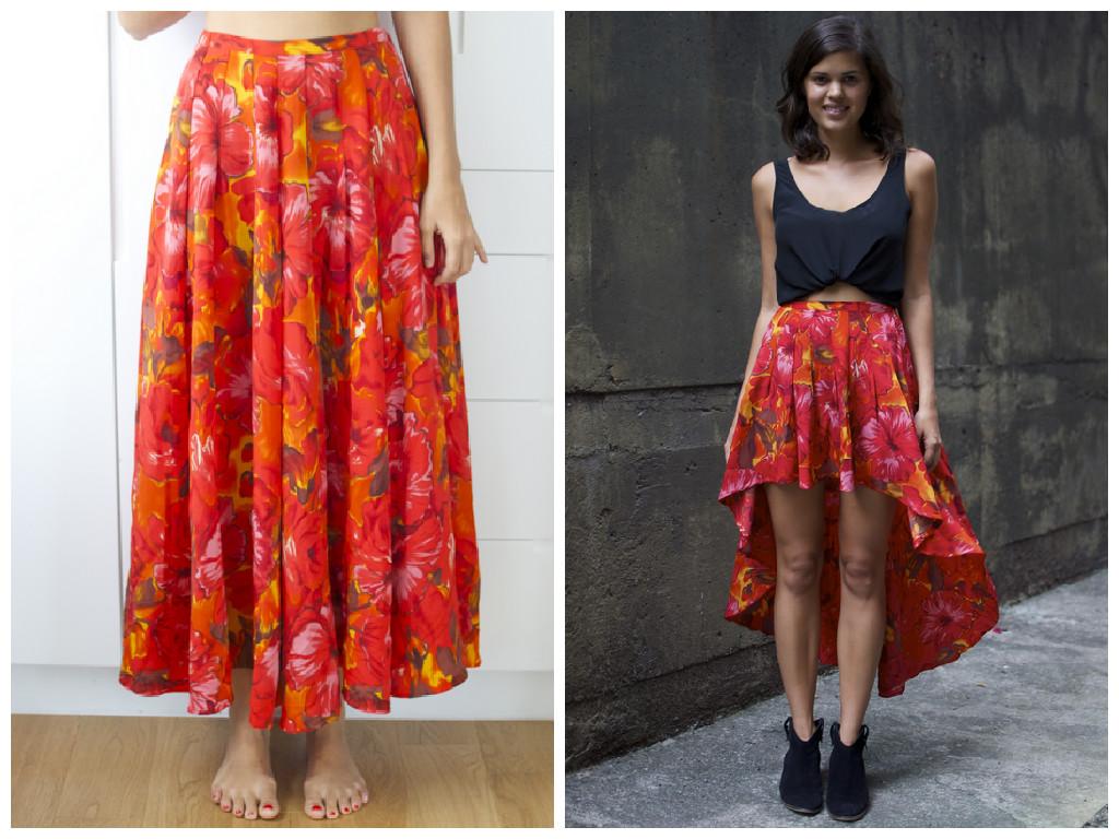 Как из немодных вещей сделать стильную одежду